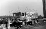 01. Tatra uczestnicząca w rajdzie Dakar.