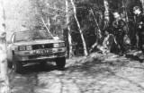 02. Andrzej Koper i Krzysztof Gęborys - Renault 11 Turbo.