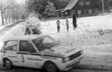 02. Marek Sadowski i Grzegorz Gac - Fiat Uno Turbo.