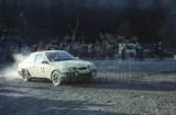 19. Gaby Goudezeune i Filip de Pelsemaeker - Ford Sierra Coswort