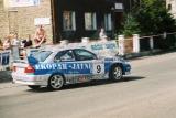 008. Piotr Maciejewski i Piotr Kowalski - Mitsubishi Lancer Evo