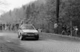 02. Marian Bublewicz i Ryszard Żyszkowski - Mazda 323 Turbo 4wd.