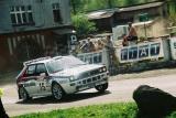 012. Fabio Ghizzi i Piotr Namysłowski - Lancia Delta Integrale.