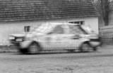 48. Paweł Przybylski i Maciej Wisławski - Polonez 1500 Turbo.