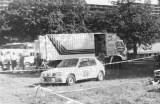 15. Eric Mabit i Mfiers - Peugeot 205 rallye.