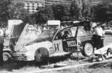 18. Marc Soulet i Philippe Willem - BMW M3.