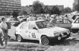 19. Jan Trajbold i Vladimir Zelinka - Skoda 136L Favorit.