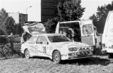 20. Wolf Kohlpoth i Wolfgang Peters - Ford Sierra Cosworth RS.