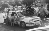 23. Jacky Delvaux i Lionel Jaminet - Opel Kadett GSi 16V.