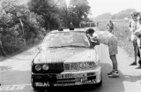 107. Marc Soulet i Philippe Willem - BMW M3.