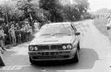 108. Attila Ferjancz i Janos Tandari - Lancia Delta Integrale HF
