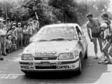 110. Pascal Schmite i Catherine Clause - Opel Kadett GSi 16V.