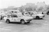 114. Nr.71.Wiesław Stec i Jerzy Bigos - Opel Manta 2000E.