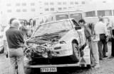 134. Kari Jaaskelainen i Pentti Lavikainen - Toyota Corolla 1600