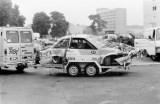 139. Kari Jaaskelainen i Pentti Lavikainen - Toyota Corolla 1600