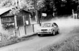 16. Adam Grycan i Jakub Mroczkowski - Renault 11 Turbo.