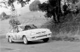 11. Wiesław Stec - Opel Manta.
