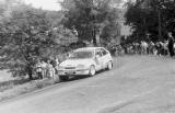 103. Bruno Thiry i Dany Delvaux - Opel Kadett GSi.