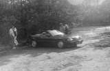 2. Mercedes Benz SLC.