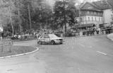 2. Bogdan Herink i Barbara Stępkowska - Renault 11 Turbo.