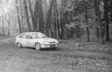 27. Andrzej Chojnacki i Piotr Namysłowski - Opel Kadett GSi.