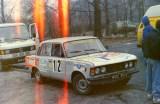 2. Jerzy Dyszy i Jerzy Substyk - FSO 1600.