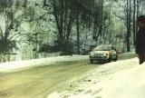 10. Adam Grycan i Dariusz Olesiński - Mazda 323 Turbo 4wd.