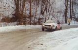 13. Piotr Kufrej i Malina Wiechowska - Toyota Corolla 1600 GT.