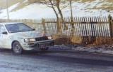 22. Jerzy Panicz i Zenon Sawicki - Toyota Corolla GT.