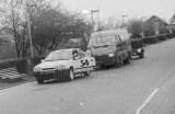 07. Mazda 323 Turbo 4wd załogi Robert Gryczyński i Klaudiusz Rak