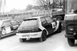 09. Mazda 323 Turbo 4wd załogi Mirosław Krachulec i Marek Kusiak