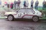 16. Ryszard Trzcinski i W.Nasiłowski - Lancia Delta Integrale 16