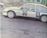 19. Jarosław Pajdak i Witold Sadowski - Ford Sierra RS Cosworth.