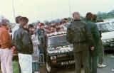 12. Polski Fiat 126p załogi Jacek Sokólski i Jerzy Jędrzejek.