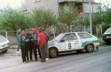 14. Łada Samara 1600 załogi Vitautas Sabataitis i Arunas Bukmana