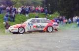 20. Marian Bublewicz i Ryszard Żyszkowski - Ford Sierra Cosworth