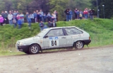 43. Boris Donskoj i Oleg Rybak - Łada Samara 1300.