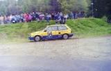 48. Krzysztof Żelechowski i Piotr Gulbas - Suzuki Swift 1300 GTi