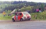 50. Maciej Maleszko i Mariusz Sobczak - Polski Fiat 126p