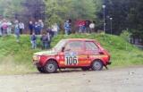 51. Piotr Oryński i Jarosław Zbróg - Polski Fiat 126p.