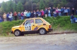 54. Krzysztof Koczur i Ryszard Ciupka - Polski Fiat 126p.