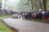 60. Marek Sadowski i Grzegorz Gac - Mazda 323 Turbo 4wd.