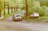 105. Roland van der Heijden i Eric Claessen - Opel Kadett GSi 16