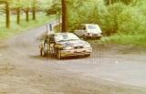 108. Werner Brouwers i Patrick Meganck - Ford Sierra Saphire Cos