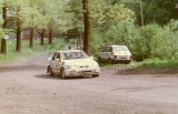 111. Phillippe Girardin i Patrick Spart - Ford Sierra Saphire Co