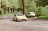111. Phillippe Girardin i Patrick Spart - Ford Sierra Saphire Co