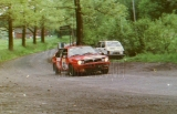 115. Robert Zaremba i Wiesław Stróż - Lancia Delta Integrale.