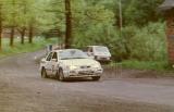 117. Jurgen Riethmuller i Jorg Schneider - Ford Sierra Saphire C