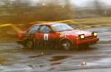 2. Zygmunt Stanek i M.Szewczyk - Toyota Corolla GT 16V.