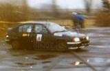 11. Robert Herba i Jakub Mroczkowski - Opel Kadett GSi.